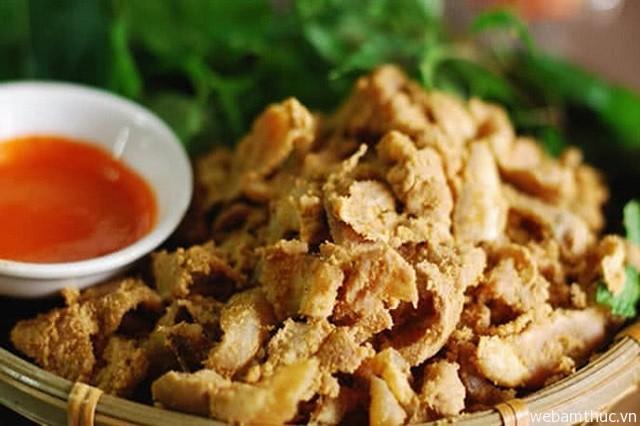 Hình 1 – Thịt lợn muối chua Long An hấp dẫn thực khách