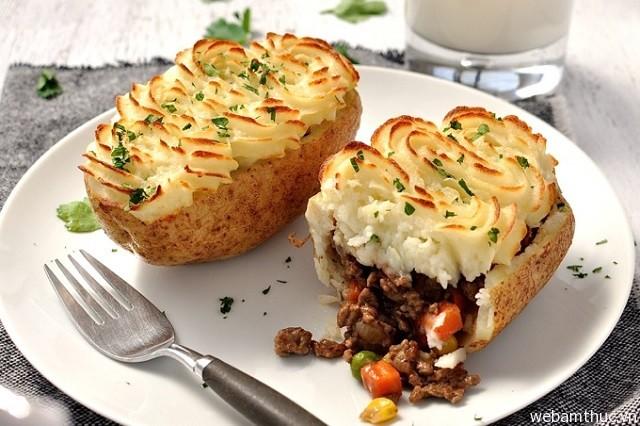 Hình 10 - Bánh Shepherd dễ dàng chinh phục được cả những thực khách khó tính nhất