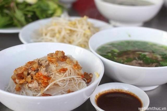 Hình 11 – Phở khô Gia Lai ăn một lần là nhớ mãi không quên