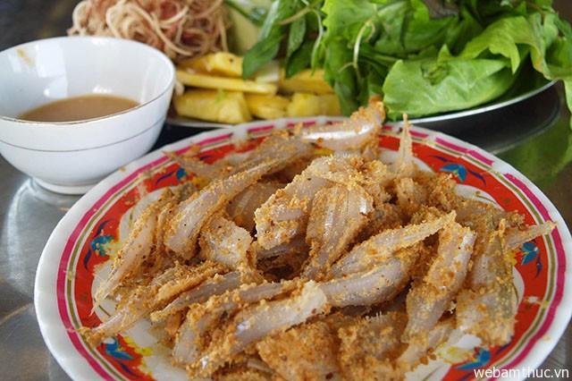 Hình 2 – Gỏi cá Biên Hòa
