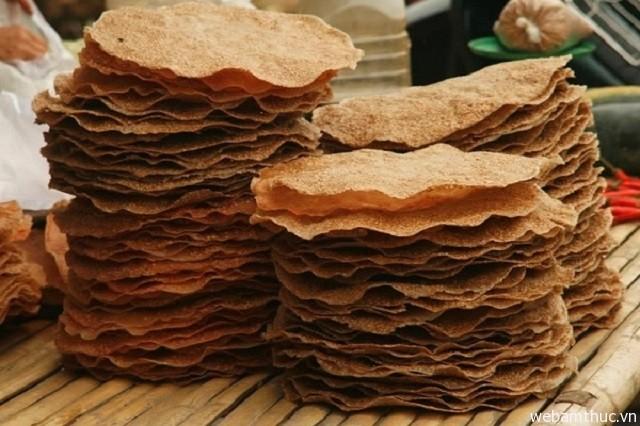 Hình 3 - Bánh đa gấc Kẻ Sặt ngon nhất chỉ có ở Hải Dương