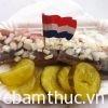 Du ngoạn Hà Lan đừng quên thưởng thức 10 món ngon trứ danh