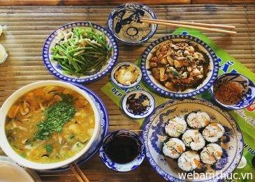10 món ăn đường phố được săn đón nhất của ẩm thực Huế