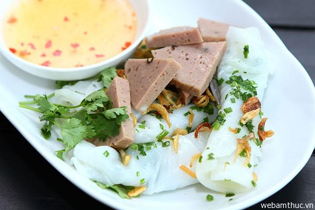 Hình 5 – Bánh ướt Diên Khánh