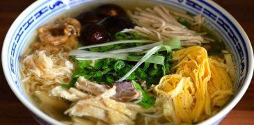 """10 món ăn ngon """"hết sảy"""" ở Hà Nội"""