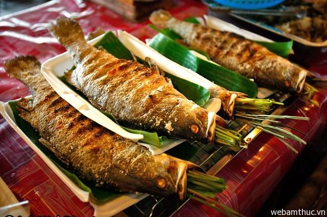 Hình 6 - Cá suối là đặc sản thơm ngon nổi tiếng ở Sa Pa