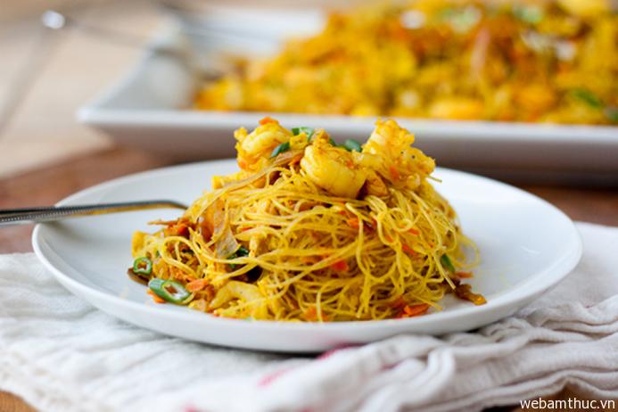 Hình 6 – Mì xào Thái là một trong những món ăn được bình chọn là ngon nhất của thế giới