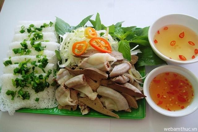 Hình 7 - Bánh hỏi là một món ăn ngon nổi tiếng của Bình Định
