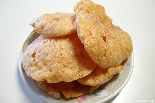 Hình 8 – Bánh phồng Sơn Đốc