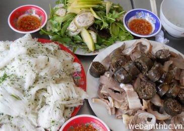 10 món ăn ngon đậm chất quê hương của người Bình Định