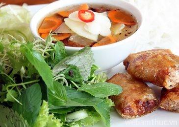 """Cách nấu bún chả Hà Nội """"chuẩn"""" và dễ làm nhất!"""