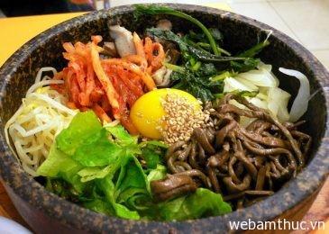 Những món ăn Hàn Quốc phổ biến vào mùa xuân
