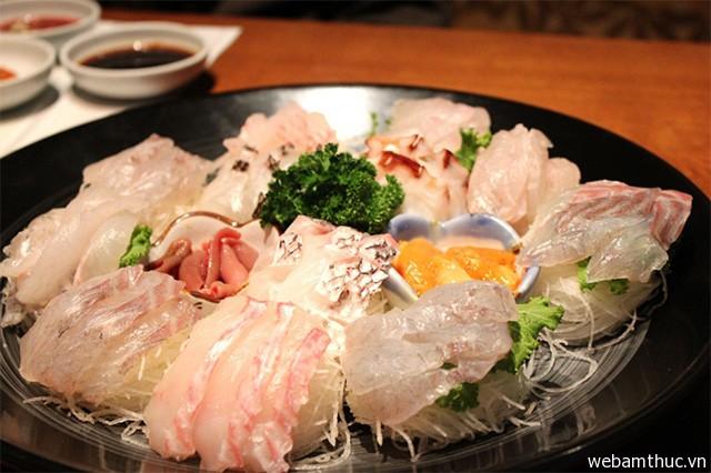 Cá tươi Donghae mang hương vị tươi ngon của biển khơi