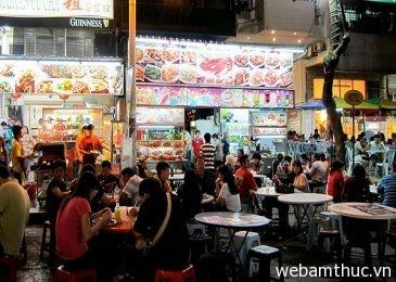 Những trải nghiệm ẩm thực thú vị ở Kuala Lumpur