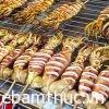 """Thưởng thức ẩm thực tại những khu chợ """"vạn người mê"""" ở Bangkok"""