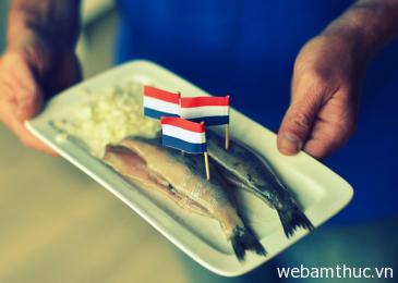 """Món ăn đường phố """"đỉnh"""" nhất ở Amsterdam"""