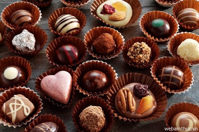 Chocolate là một trong những món được tín đồ hảo ngọt yêu thích nhất