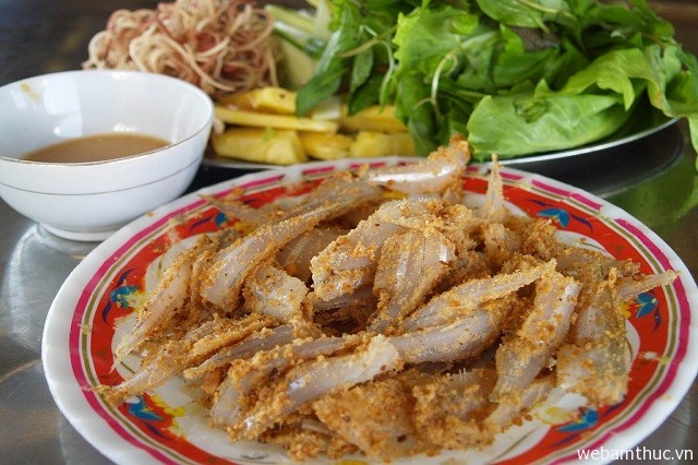Gỏi cá Nam Ô – ăn tới đâu ngon tới đó
