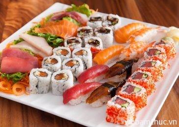 Những món ăn Nhật Bản vừa nhìn đã thèm