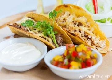 Những món bánh ngon khó chối từ của ẩm thực Mexico