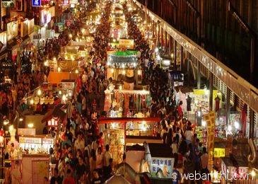 Top 3 khu chợ bán đồ ăn đêm nổi tiếng ở Đài Loan