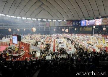 Top 4 lễ hội ẩm thực mùa xuân nổi tiếng ở Nhật Bản