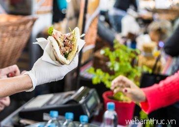 Khám phá lễ hội ẩm thực đường phố Seattle
