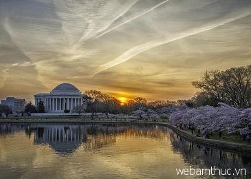 Dạo bước trên những cung đường đi bộ lãng mạn ở Washington DC