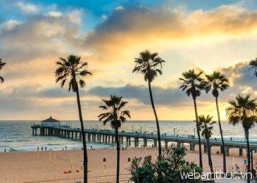 Top những bãi biển đẹp nhất ở Los Angeles