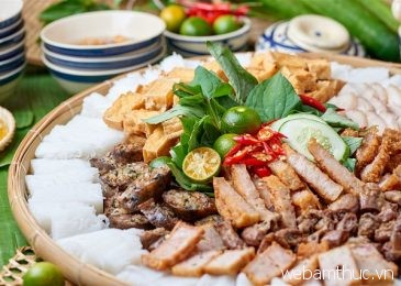 Món ngon bữa trưa cho chuyến phượt Sài Gòn tháng 5