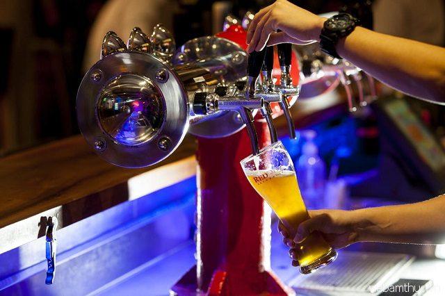 Beer Market là một trong những quán bia nổi tiếng ở Singapore mà bạn không nên bỏ lỡ