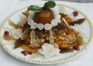 Khám phá 3 món ăn cung đình của Huế vào dịp tết cổ truyền