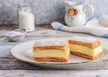 Mê mẩn với những món bánh nổi tiếng nhất ẩm thực Áo
