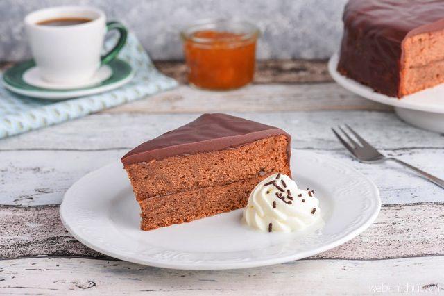 Sacher Torte – Món bánh ngọt ngào được yêu thích ở Áo