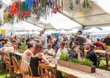 Những lễ hội ẩm thực nổi tiếng nhất Australia