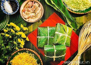 Những món ngon ngày Tết của người Quảng Bình