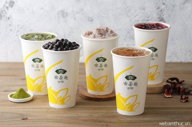 TenRen's Tea là một trong những thương hiệu trà sữa lâu đời ở Đài Loan