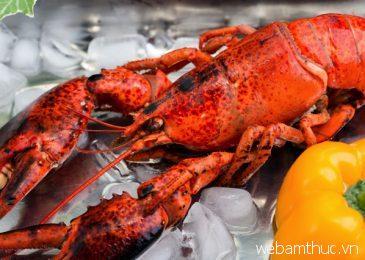 Thưởng thức 3 món hải sản đặc trưng của ẩm thực Boston