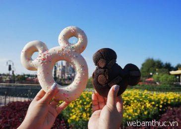 Những món ăn ngon – bổ – rẻ ở Disneyland Thượng Hải