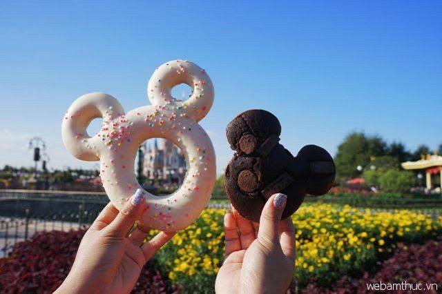 Bánh ngọt hình Chuột Mickey không chỉ đẹp mắt mà còn ngon tuyệt