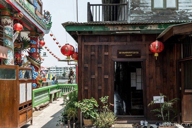 Nếu bạn yêu phong cách vintage thì hãy đến quán cà phê Agong Ama House