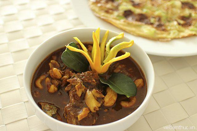 Gaeng Tai Pla là món ăn cay nhất trong tất cả các món của Thái Lan